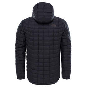 The North Face M's Thermoball Insulated Hoodie Tnf Black Matte